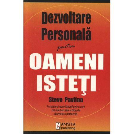 Dezvoltare personala pentru oameni isteti de Steve Pavlina [0]