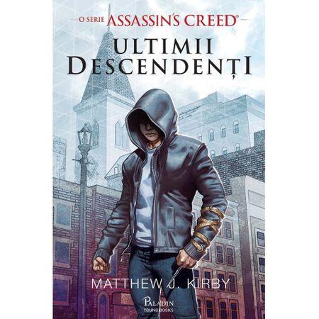 Assassin's Creed. Ultimii descendenti - Matthew J. Kirby [0]