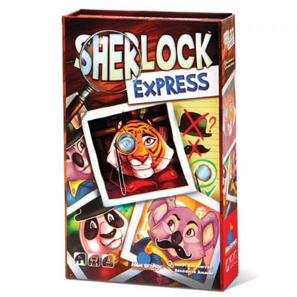 Sherlock Express 0