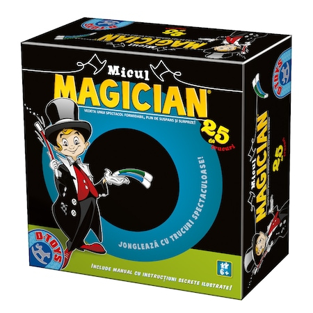 Micul magician. 25 de trucuri #67227 [0]