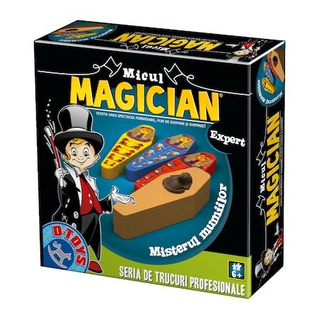 Micul magician. Misterul mumiilor #71477 [0]
