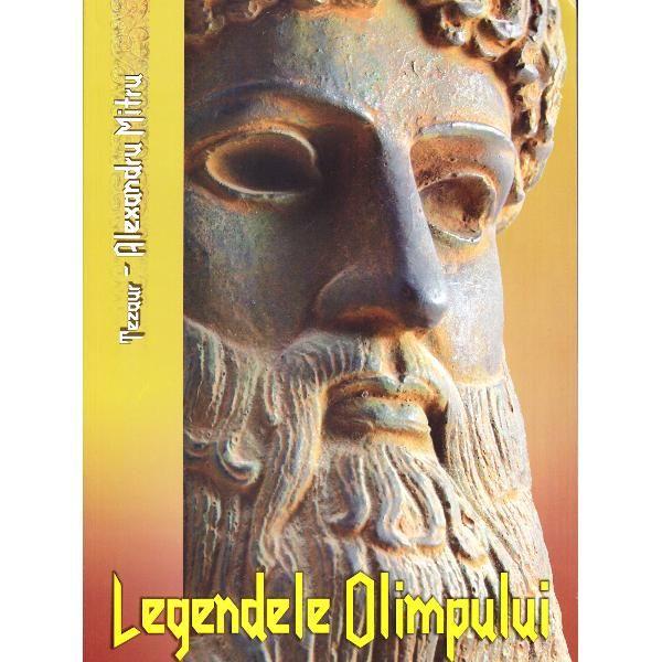 legendele olimpului de alexandru mitru 0