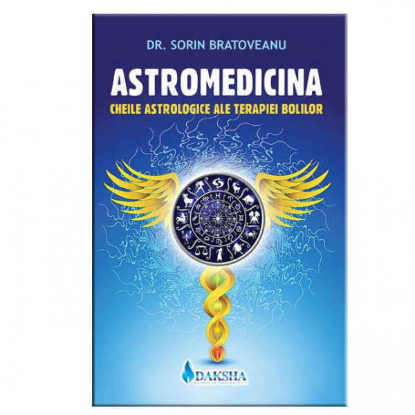 Astromedicina de Sorin Bratoveanu 0