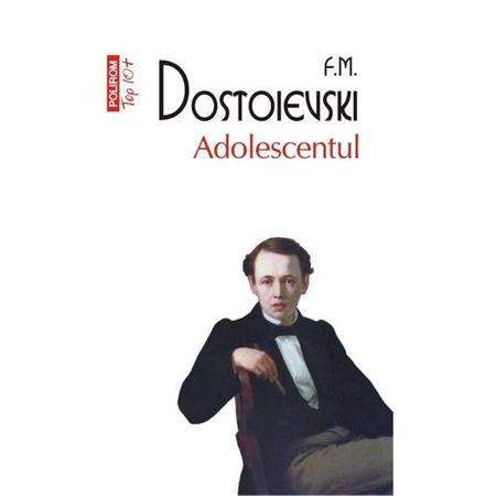 Adolescentul (Top 10+) de F. M. Dostoievski 0