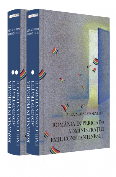 Romania in perioada administratiei. Emil Constantinescu [0]