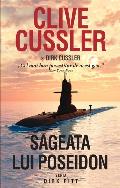 Sageata lui Poseidon de Clive Cussler [0]
