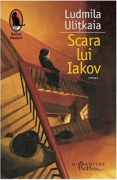 Scara lui Iakov de Ludmila Ulitkaia