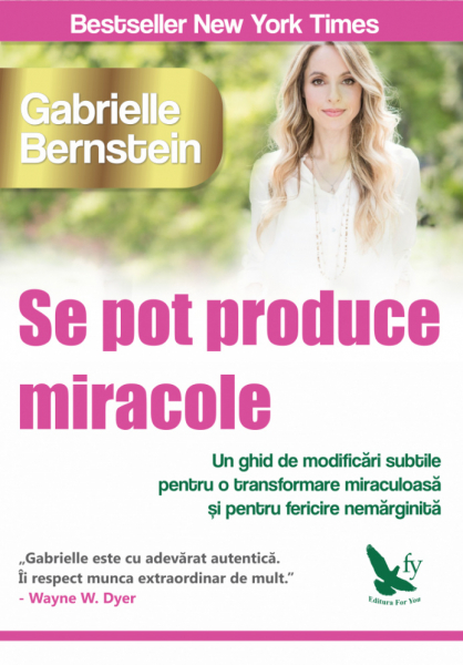 Se pot produce miracole 0