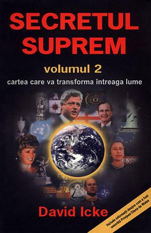Secretul suprem Vol.2 de David Icke 0
