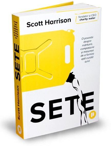 Sete de Scott Harrison 0