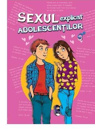Sexul explicat adolescentilor de Conchita Madueno 0