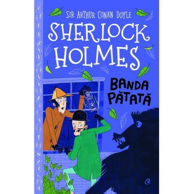 Sherlock Holmes. Banda patata de Stephanie Baudet [0]