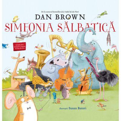 Simfonia salbatica de Dan Brown 0