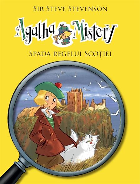 Agatha Mistery: Spada regelui Scotiei 0