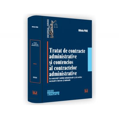 Tratat de contracte administrative de Oliviu Puie [0]