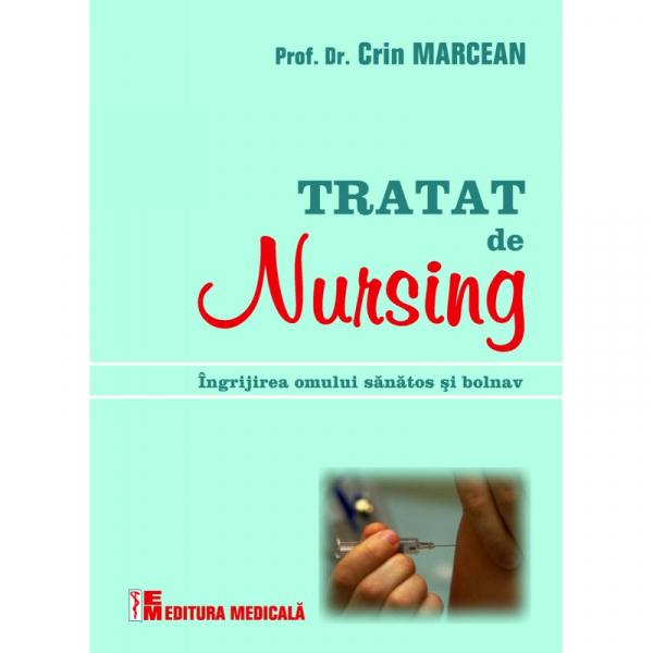 Tratat de nursing de Crin Marcean 0