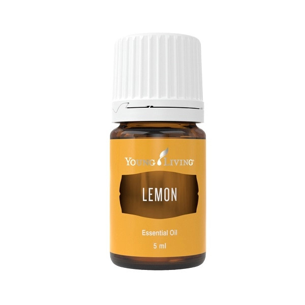Ulei esential Lemon Young Living 5 ml 0