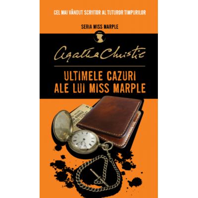 Ultimele cazuri ale lui Miss Marple de Agatha Christie [0]