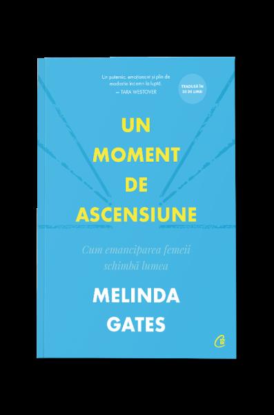 Un moment de ascensiune de Melinda Gates 0