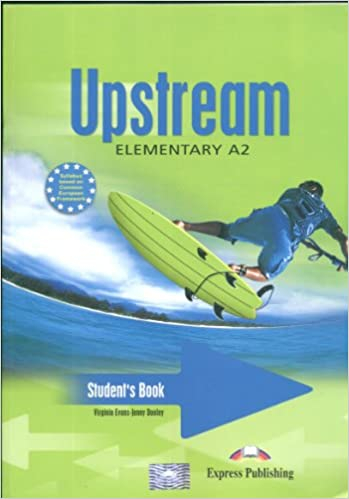 Curs lb. engleza Upstream Elementary A2 manualul elevului 0
