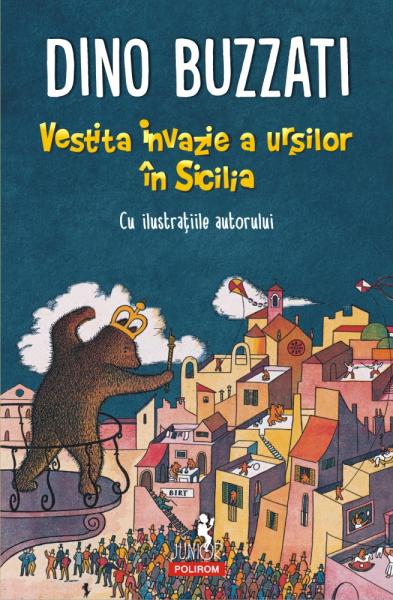 Vestita invazie a ursilor în Sicilia de Dino Buzzati 0