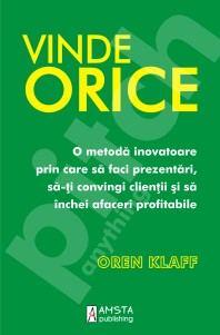 Vinde orice de Oren Klaff [0]