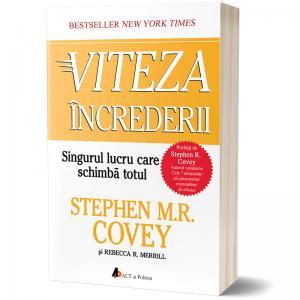 Viteza increderii de Stephen M. R. Covey 0