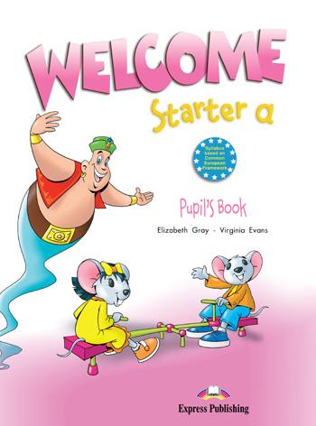Curs lb. engleza Welcome starter A manualul elevului [0]