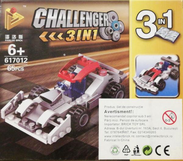 Challenger 3 in 1 set lego masina de curse [0]