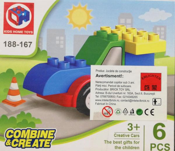 Combine and Create set lego masina de curse [0]