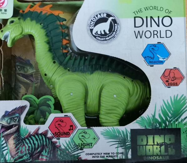 Dino World figurina dinozaur [0]