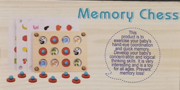 Memory Chess joc de memorie [0]