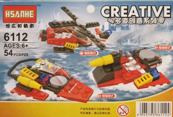 Creative set lego elicopter 3 in 1 [0]