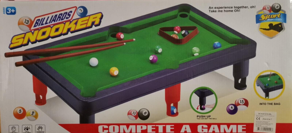 Joc Billiards Snooker [0]