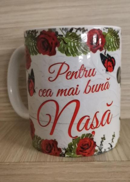 Cana ceramica Pentru cea mai buna Nasa [0]