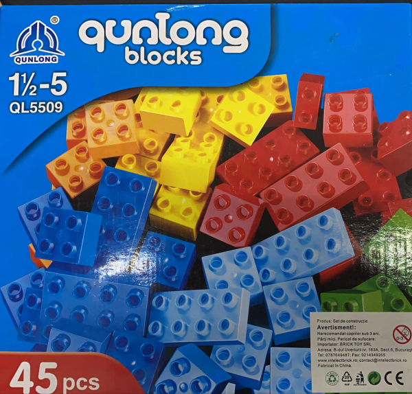 Qunlong Blocks Set Lego [0]
