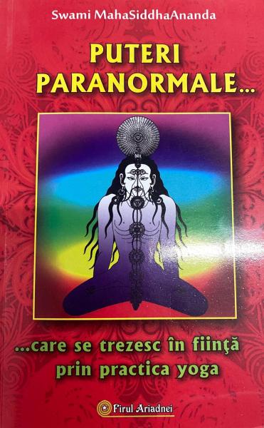 Puteri paranormale de Swami MahaSiddhaAnanda [0]