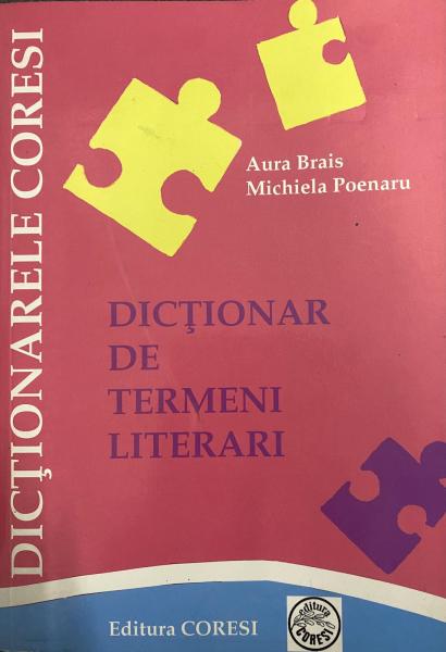 Dictionar de termeni literari de Aura Brais [0]
