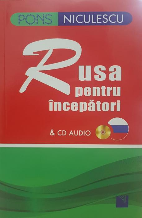 Pons Rusa pentru incepatori + CD audio [0]