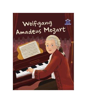 Wolfgang Amadeus Mozart de Jane Kent [0]
