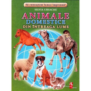 Animale domestice din intreaga lume - Cartonase