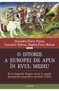 O istorie a Europei de Apus in Evul Mediu