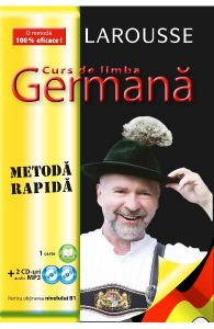 Curs de limba Germana (carte+2CD). Metoda rapida