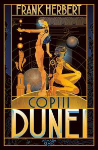 Copiii Dunei. Seria Dune. Vol. 3