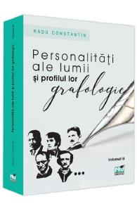 Personalitati ale lumii si profilul lor grafologic. Vol. III