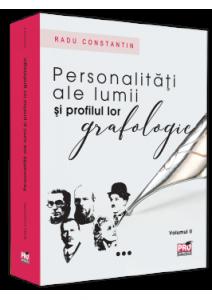 Personalitati ale lumii si profilul lor grafologic. Vol. II