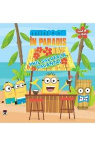 Minionii in Paradis - Phil salveaza vacanta!