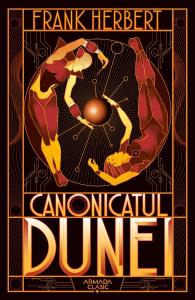 Canonicatul Dunei. Seria Dune. Vol. 6