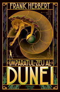 Imparatul-Zeu al Dunei. Seria Dune. Vol. 4