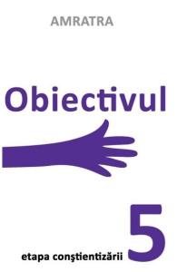 Obiectivul. Etapa Constientizarii 5